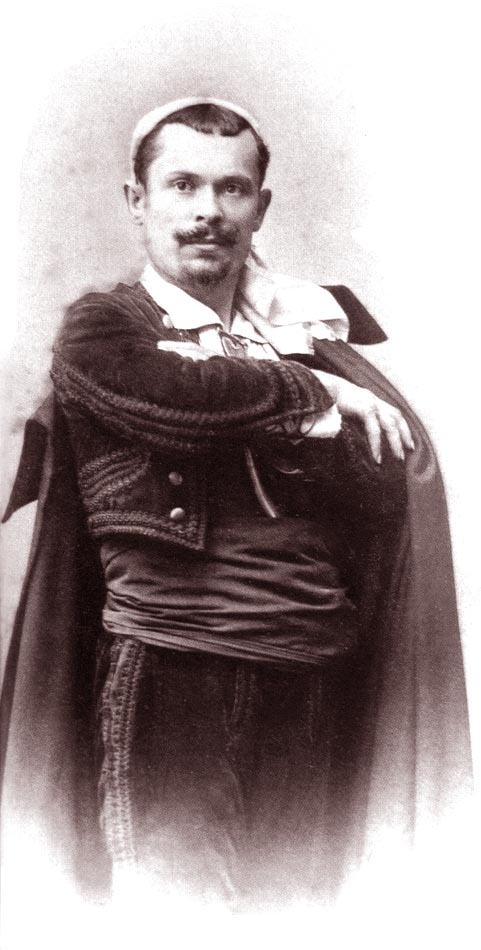 Jean Mouliérat vers 1888