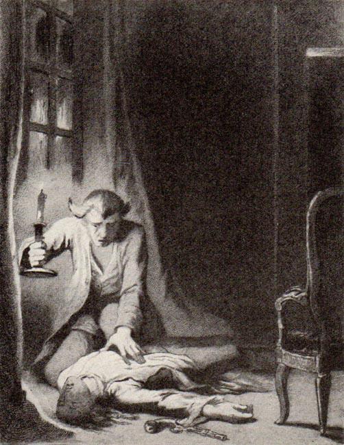 illustrations de Tony Johannot pour Werther de Goethe f1c4403a0b7