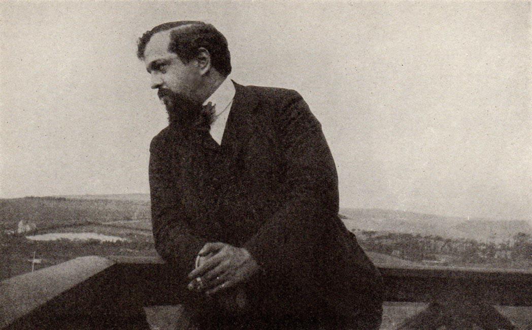 Claude Debussy sur la terrasse de Saint-Germain 3c1e7783c91