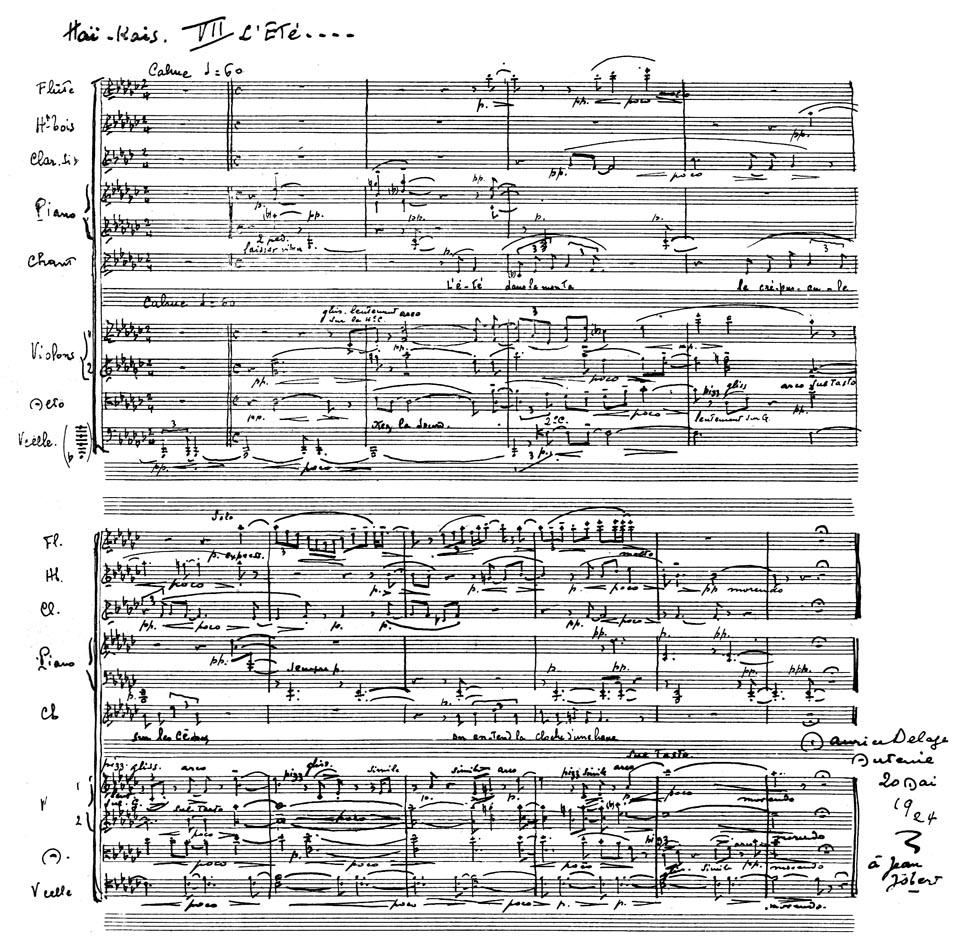... de C. Chevillard â la tête de l Association des Concerts Lamoureux,  nous avons, comme de Chevillard lui-même d importantes pièces de musique de  chambre, ... c74d553f0dd8