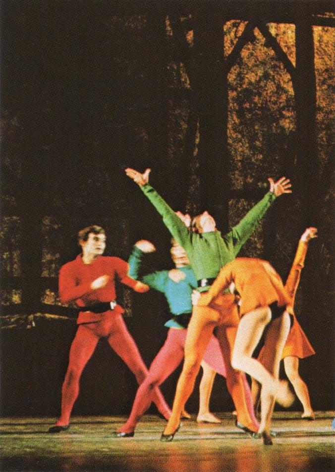 danseurs de glace datant
